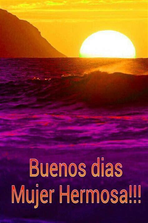 Buenos dias amor mio! | Beautiful sunset, Nature ...