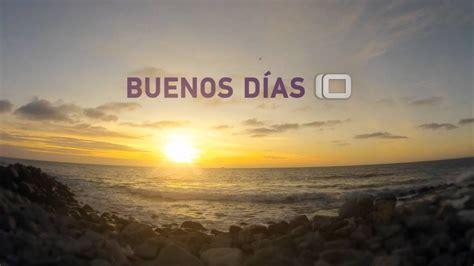 Buenos Días   Canal 10 Mar del Plata HD   YouTube