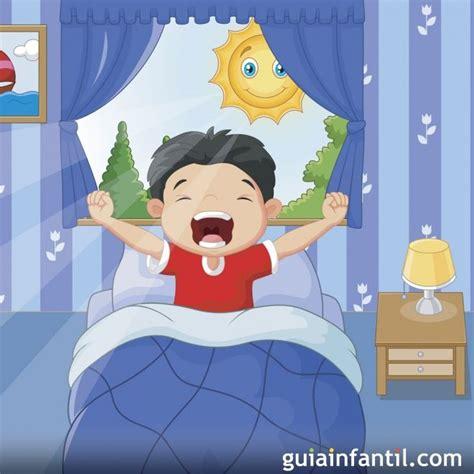 Buenos días. Canción didáctica para los niños