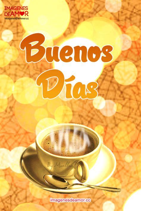 Buenos dias gif animado 1 » GIF Images Download