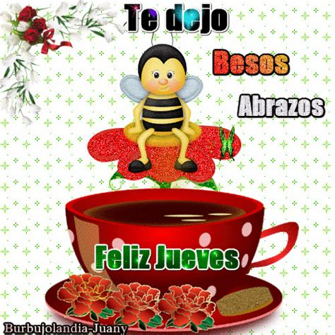 Buenos dias jueves gif 7 » GIF Images Download