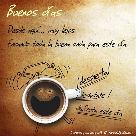 Buenos Días | Saludos de la red | Pinterest