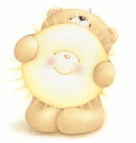 Buenos días Señor Sol!   con imágenes  | Dibujos de osos ...