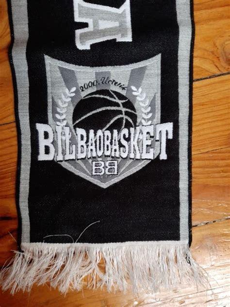 Bufanda oficial Bilbao Basket final liga ACB de segunda ...