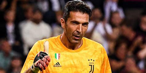 Buffon y Juventus cerca de renovar por una temporada más