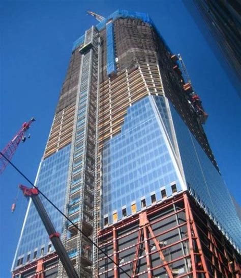 Building One World Trade Center   Freedom Tower Construction