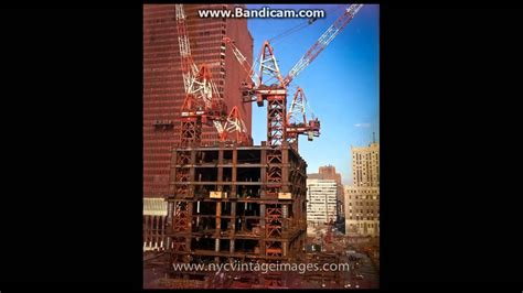 Building the World Trade Center 1966 1973   YouTube