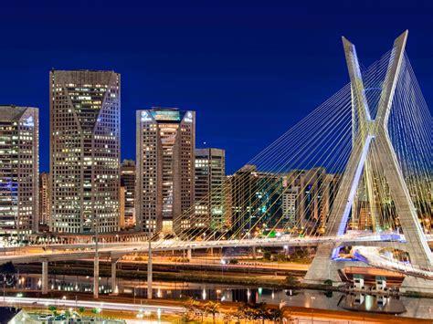 buildings for all of us: Ponte Estaiada   Sao Paulo Brazil ...