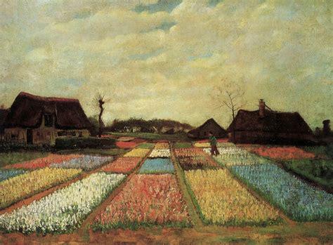 Bulb Fields, 1883   Vincent van Gogh   WikiArt.org