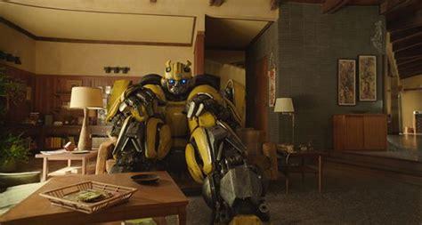 Bumblebee vuelve a la pantalla grande, ahora en su versión ...