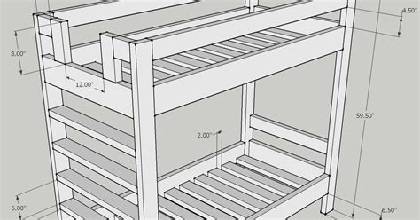 Bunk Bed Dimensions: Anthropometric Measures Bunk Bed ...