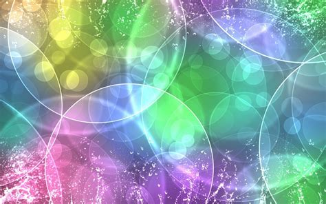 Burbujas De Colores Wallpapers   Fondos de Pantalla HD ...