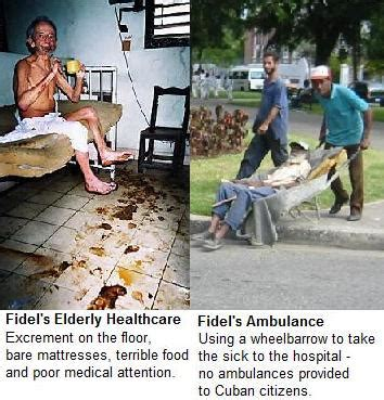 burn spear: Cuba s Scary Healthcare System