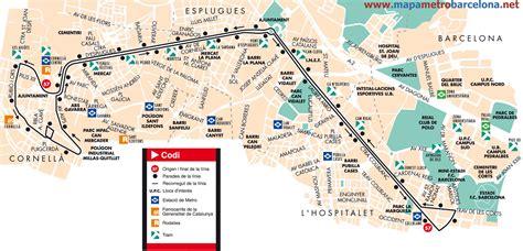 Bus line 57, Collblanc Cornellà, Barcelona, map, stops and ...