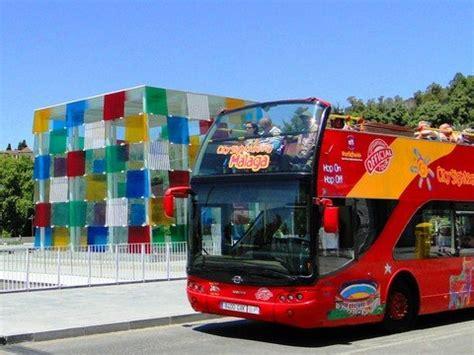 Bus Turístico Panorámico Malaga