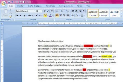 Busca varias palabras a la vez en un documento de Word ...