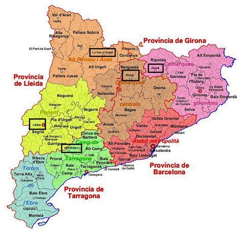 Buscando Montsalvatge: CATALUÑA