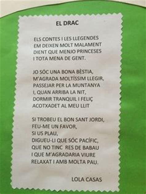 BUSCANT IDEES: RECULL DE POEMES DE SANT JORDI | sant jordi ...
