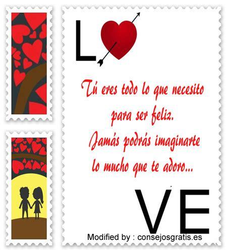 Buscar mensajes de amor para mi novia | Frases de amor ...