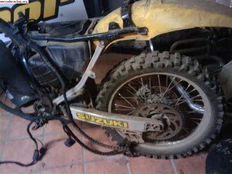Busco moto de cross sin motor ya sea 80 cc o 125 cc economic