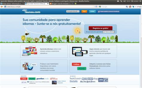 Bussu cursos de idiomas online gratis