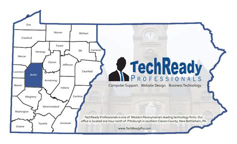 Butler PA Website Design Butler || TechReady