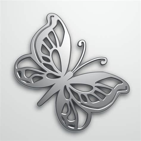 Butterfly Vector Template · Free image on Pixabay