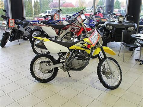 Buy 2004 Suzuki DRZ 125L Dirt Bike on 2040 motos