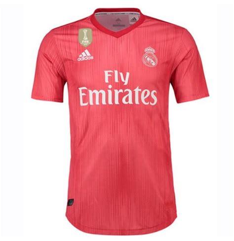 Buy 2018 2019 Real Madrid Adidas Authentic Third Football ...