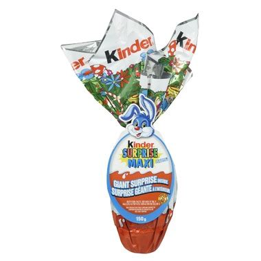 Buy Kinder Surprise Maxi Giant Easter Surprise at Well.ca ...