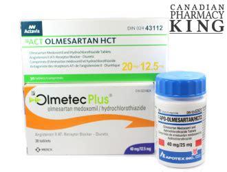 Buy Olmetec Plus  Olmesartan/Hydrochlorothiazide  from Our ...