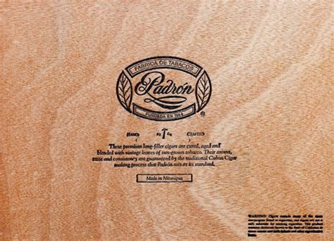 Buy Padron 1964 Imperial Natural Cigars Online at Small ...