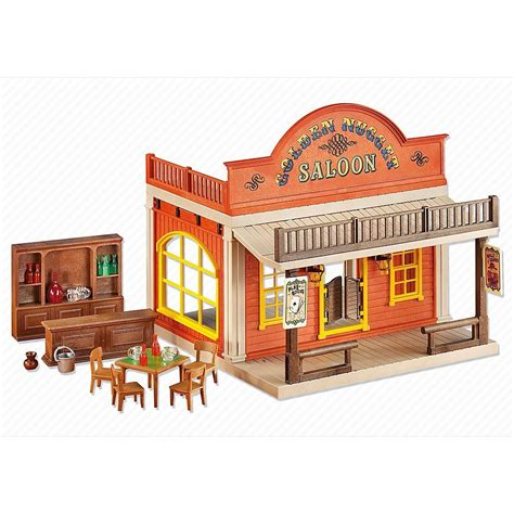 Buy Playmobil Add On 6280 Western Saloon   New Seale in ...