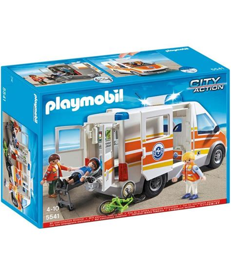 Buy Playmobil Ambulance with Siren at Argos.co.uk   Your ...