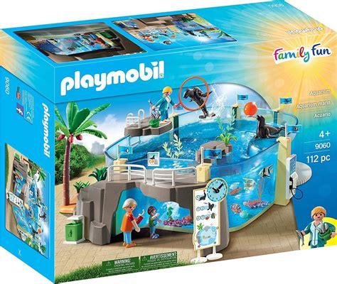 Buy Playmobil   Aquarium
