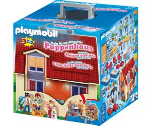 Buy Playmobil Take Along Modern Doll House  5167  from £23 ...