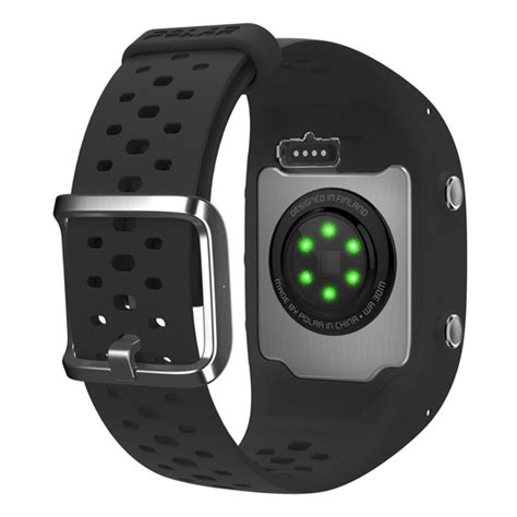 Buy Polar M200 GPS Running Watch Black – Price ...