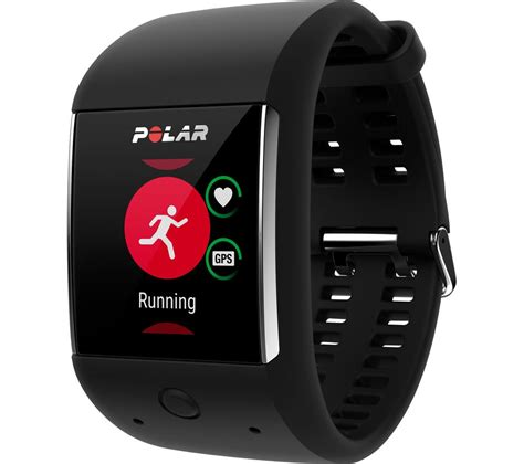 Buy POLAR M600 Smartwatch   Black | Free Delivery | Currys