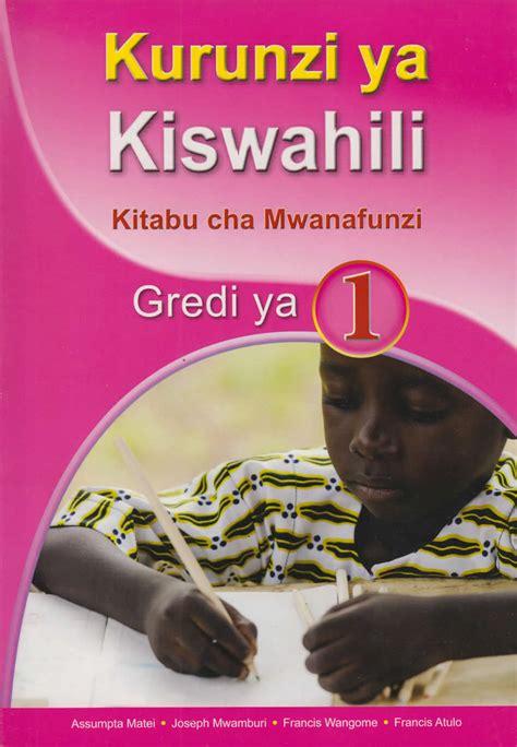Buy Spotlight Kurunzi ya Kiswahili Grade 1 Learner s Book ...