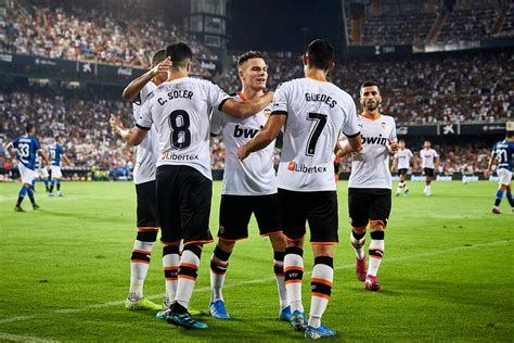 Buy Valencia CF Football Tickets 2019/20 | Football Ticket Net