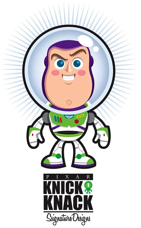 Buzz Lightyear Knick Knack | Have you checked out the ...