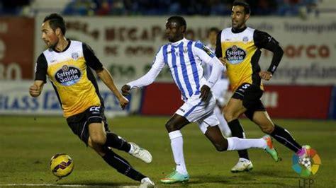 C.D. Leganés 2   C.D. Lugo 0 | Lugo   Web Oficial