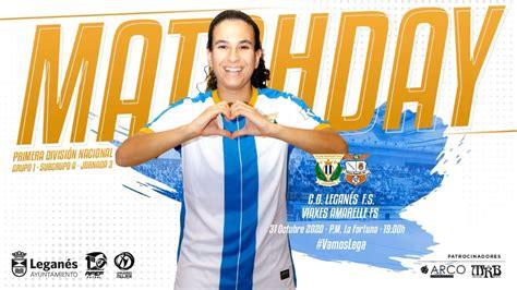 C.D. Leganés Femenino FS vs Viaxes Amarelle FS   YouTube
