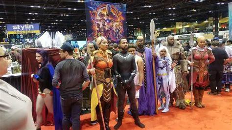 C2e2 Chicago Comic Con 2018 Quick Look   YouTube