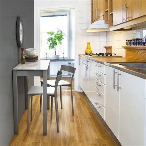 Cómo decorar cocinas alargadas | Cocina alargada ...