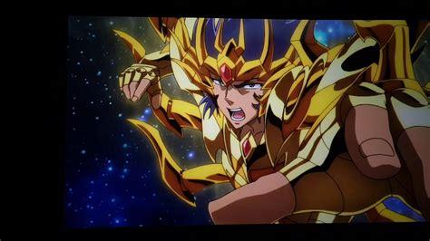 Caballeros del zodiaco final alma de oro    YouTube