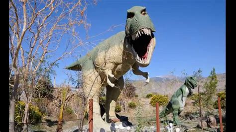 Cabazon Dinosaurs   YouTube