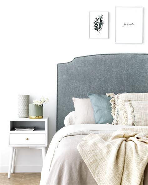 Cabecero Curve tapizado en 2020   Kenay home, Dormitorios ...