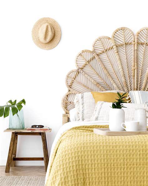 Cabecero   Dormitorio   Rattan  con imágenes  | Kenay home ...