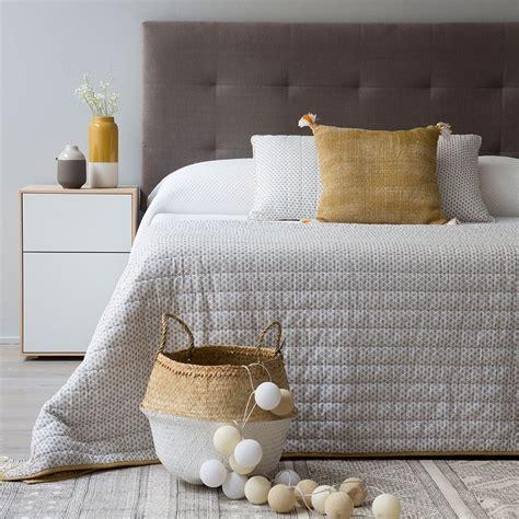 Cabecero tapizado Evron   Kenay home, Tamaños de cama ...